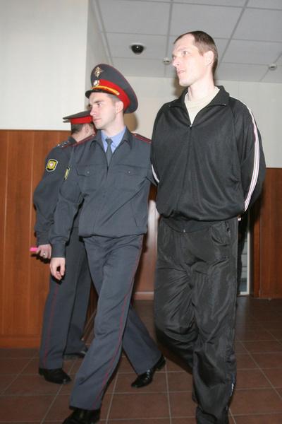 Суд приговорил Максима Понарьина к пожизненному заключению в колонии строгого режима