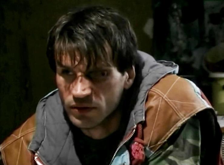 Денис Карасев в сериале «Дальнобойщики»