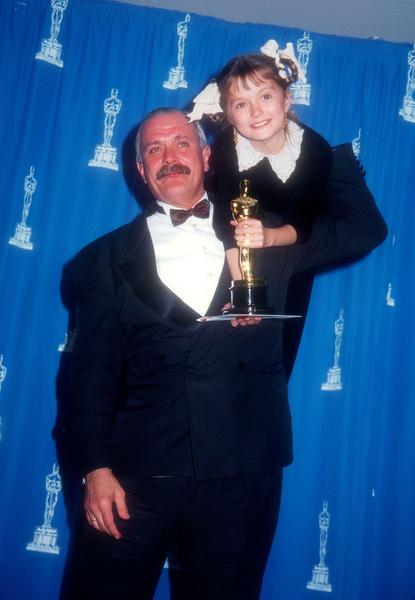 Говоря о дочке, в своей речи на американской премии Михалков отметил, что впервые у него не было никаких проблем с актрисой