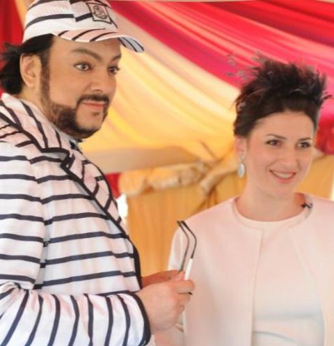Жасмин и Филипп Киркоров