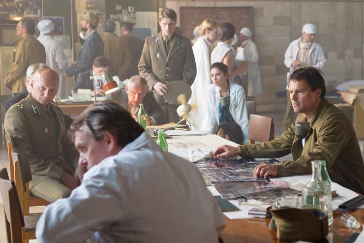В фильме «Чернобыль» Козак играет военного водолаза