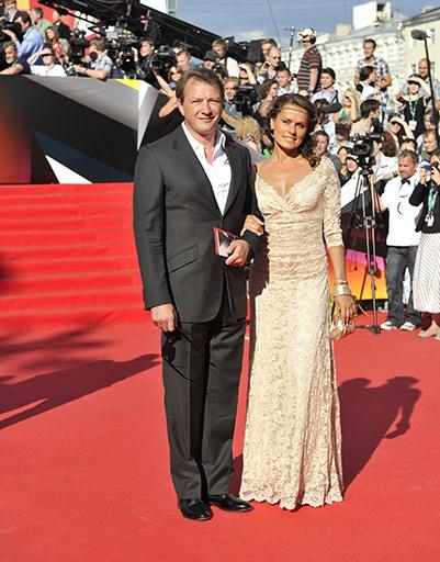 Марат Башаров и Анна Созонова