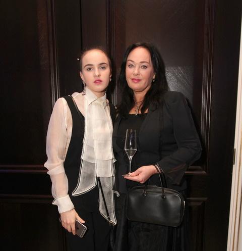 Лариса Гузеева с дочерью Ольгой