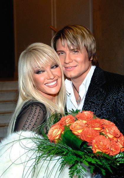 Повалий записала несколько успешных дуэтов с Николаем Басковым