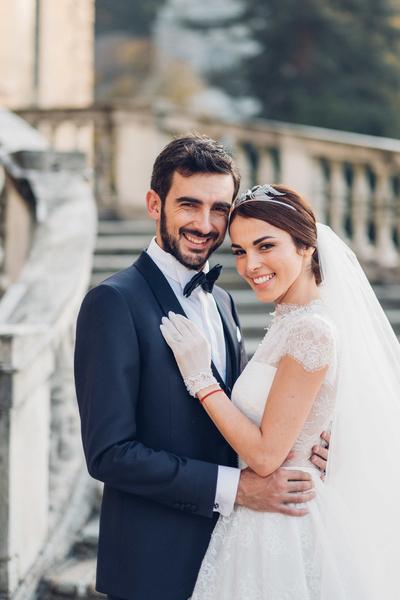 Будущие супруги познакомились на свадьбе подруги певицы и брата Стефано