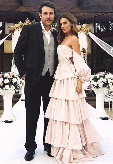 Саша с Кириллом считаются одной из самых красивых пар российского шоу-бизнеса