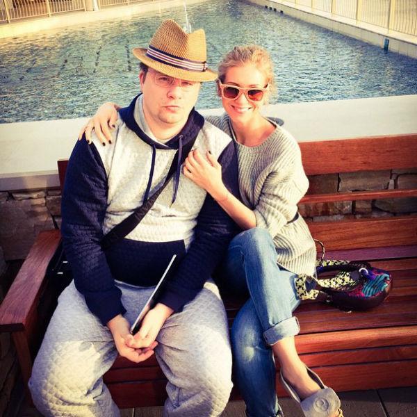 Гарик Харламов считает Кристину Асмус суперженщиной
